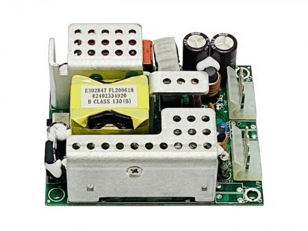 Alimentation DC/DC à cadre ouvert 50 ~ 300W Max - Alimentation DC/DC de type PCB simple à cadre ouvert.