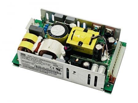 Alimentation Multi O/P AC/DC à cadre ouvert 200W Max - Cadre ouvert multi. O/P, alimentation AC/DC.