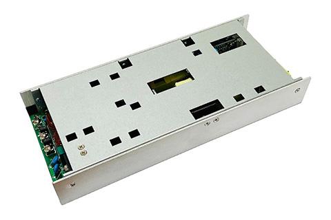 Fuente de alimentación de + 12V ~ 56V Dual O / P 1U