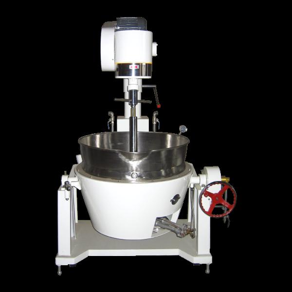 SB-408半自動加熱ミキサー