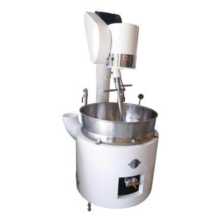 خلاط طبخ مثبت بوعاء 80/150 لتر