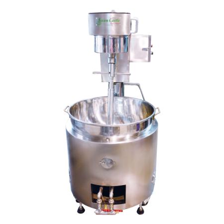 80/150公升 鍋子固定式加熱攪拌機