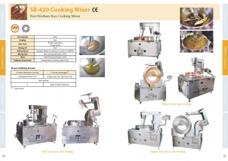 Food Cooking Mixer Catalogue_Page 09-10