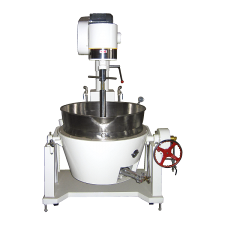 Semi-Auto Cooking Mixer