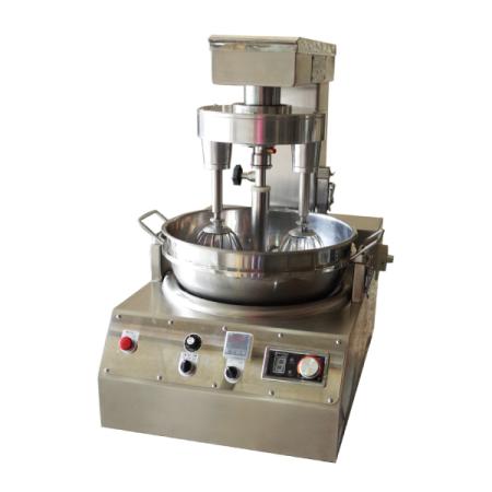 12L elect heated cream mixer - SC-120Z-ih Mini Custard Mixer