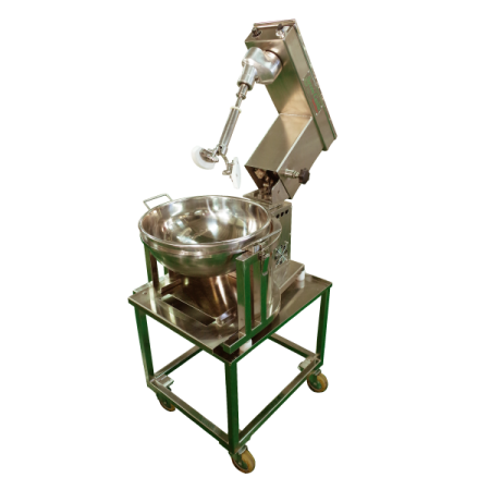Misturador de cozinha a gás 12L - SC-120 Table Cooking Mixer
