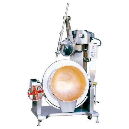آلة إضافة شراب Mochi - SC-400 خلاط طهي دوار