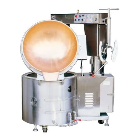 40/80L kase devirmeli gazlı pişirme mikseri