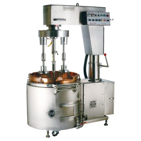 Máquina de crema pastelera 80L / máquina de crema - Batidora de cocina para natillas de tamaño pequeño SC-410Z