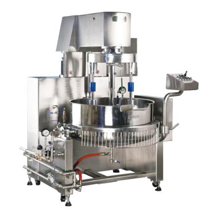 Máquina de crema pastelera 250L / máquina de crema - Batidora de cocina para natillas SC-430Z