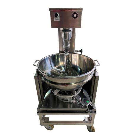 28L gazlı pişirme karıştırıcısı - SC-280 Masa Pişirme Mikseri