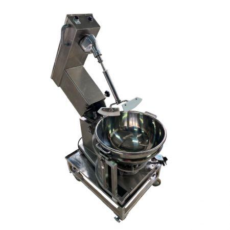 SC-280 Tafelkoken Mixer, [Boven] linkerkant