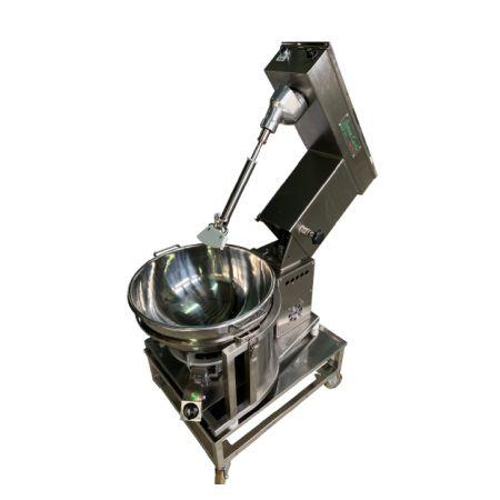 SC-280 Tafelkoken Mixer, [Boven] rechterkant
