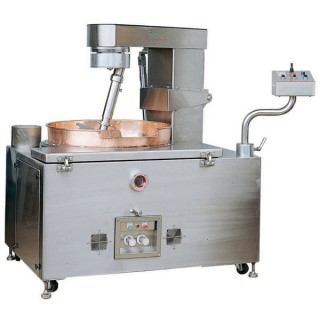 SB-420 Cooking Mixer, Copper Bowl, Gas Heating [B-1]