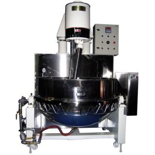 SB-430加熱ミキサー、SUS#304タイプ、蒸気加熱