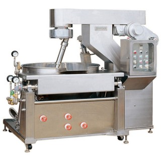 SB-460 Cooking Mixer, SUS#304 Body, Double Jacket Steam Bowl, Steam Heating [B-2]