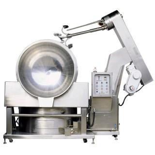 SB-460 Cooking Mixer, SUS#304 Body, Single Layer Bowl, Gas Heating [C]