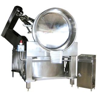SB-460 Cooking Mixer, SUS#304 Body, Pan, Diesel Heating [D-1]