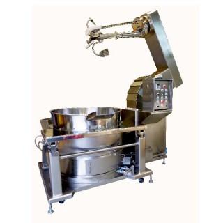 SB-460 Cooking Mixer, SUS#304 Body, Single Layer Bowl, Gas Heating, w/Temp Sensor [F]