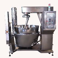 Auto Gas Cooking Mixer