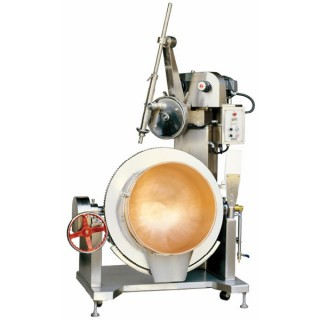 Bowl Rotating Cooking Mixer SC-400 comes with stainless steel body. [A]
