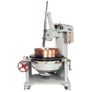 Bowl Rotating Cooking Mixer SC-400 wordt geleverd met geverfd oppervlak. [D]