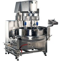 Large Size Custard Cooking Mixer