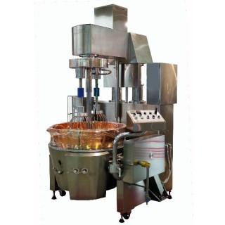 SC-430Z Gas Heating, Copper Bowl