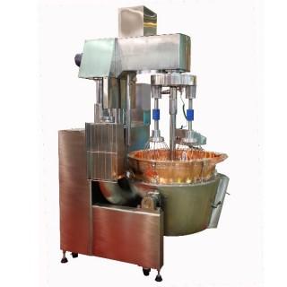 SC-430Zガス暖房、銅鍋
