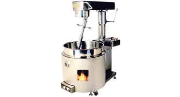 加熱ミキサー固定式