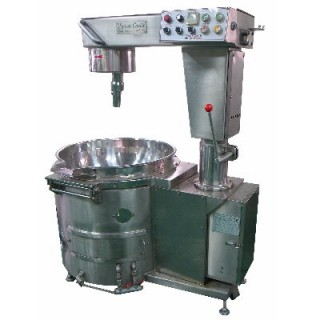 SC-410B Cooking Mixer, SUS#304 Body, SUS#304 Single Layer Bowl, Auto Tilting, Gas Heating [C]