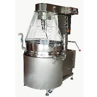 SC-410B SUS#304タイプ、SUS#304二層オイルパン、ポットが自動的に注がれ、ガスが加熱され、セーフティネットCEがポットに取り付けられます[D図形]