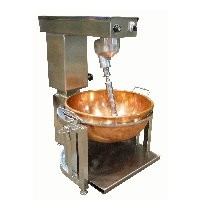 SC-120 Tafelkoken Mixer, Koperen kom [B-1]