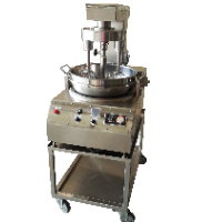 SC-120Z-IH Table Custard Mixer, w/ wheel stand [A-2]