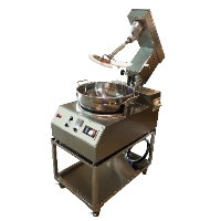 SC-120-IH Table Cooking Mixer(Head Up), w/ wheel stand  [A-3]