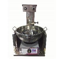 SC-120桌上型加热搅拌机, SUS锅, 附炉具[A-1]