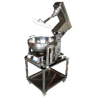 SC-120 Table Cooking Mixer, SUS bowl(Head UP), w/ wheel stand [A-3]