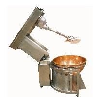 SC-120 Tafelkoken Mixer, Koperen kom (Head Up) [B-2]