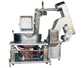 SB-460: Mezclador de cocción de alta productividad