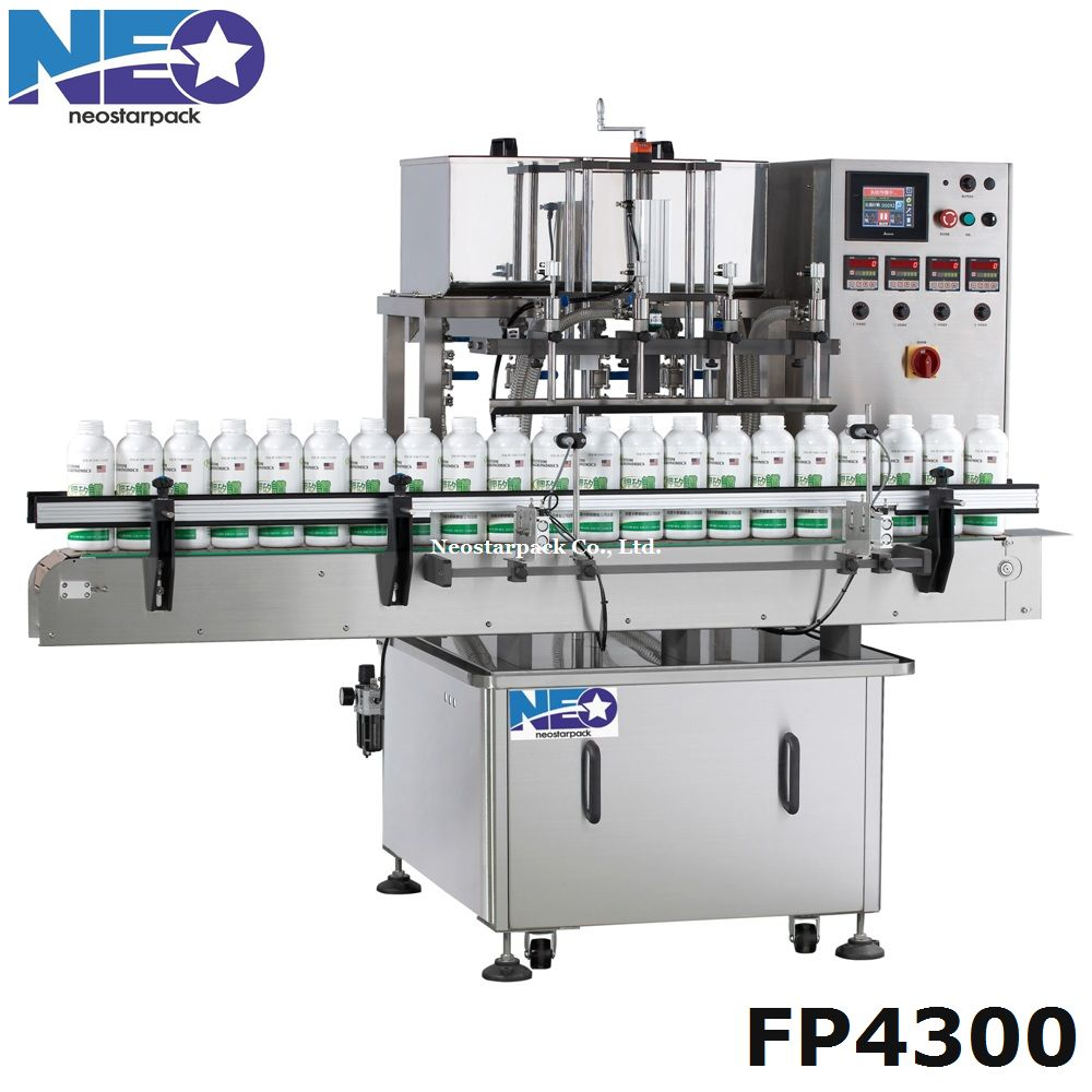 lubricant filling machine,6 nozzles piston filler