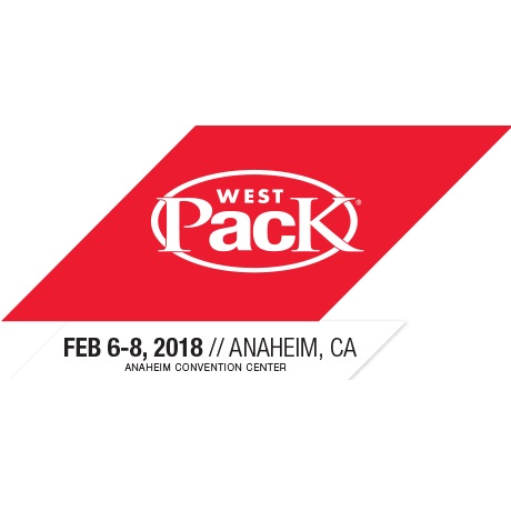 Come and join us at WestPack 2018 | North America's Premier Packaging Technology