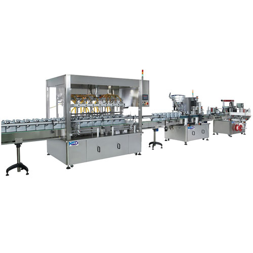Complete Bottling Line, Rinser, Filler, Capper, Labeler