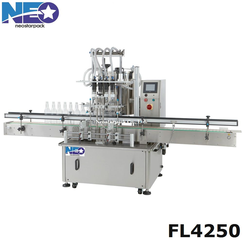 4 nozzle overflow filler,facial cleanser filling machine,moisturizer filling machine,Olive oil filling machine