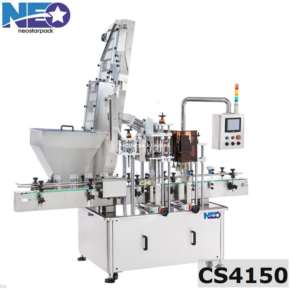 Machine de capsulage