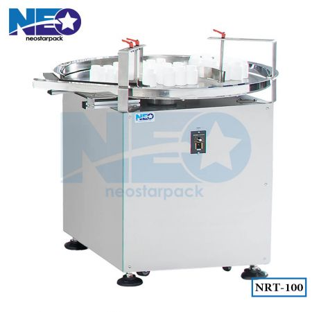 Automatic Bottle Feeding Machine