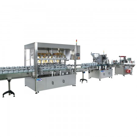 Lubricant Filling Line