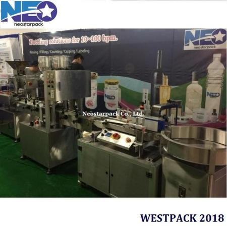 Neostarpack at WestPack 2018