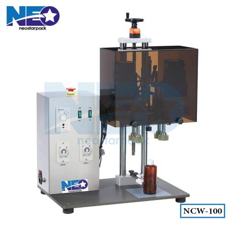 Tabletop Semi-automatic Capping Machine
