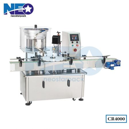 Automatic Aluminum ROPP Capping Machine