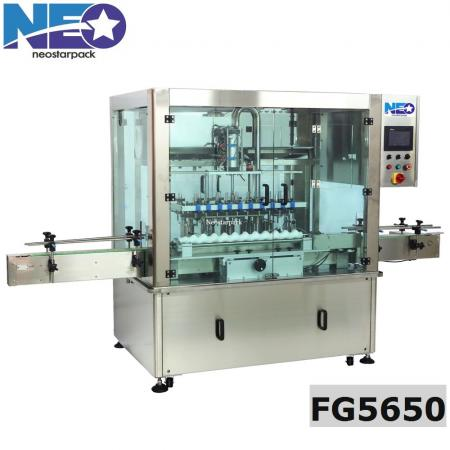 liquid quantitative filling machine
